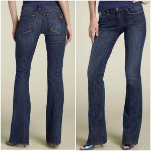 Joes Jean's    Rocker Fit Boot Cut Jeans Size 27